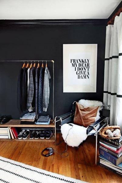 Фотография: Декор в стиле Скандинавский, Декор интерьера, Квартира, Аксессуары, Советы, чем украсить пустую стену, идеи декора пустой стены – фото на INMYROOM