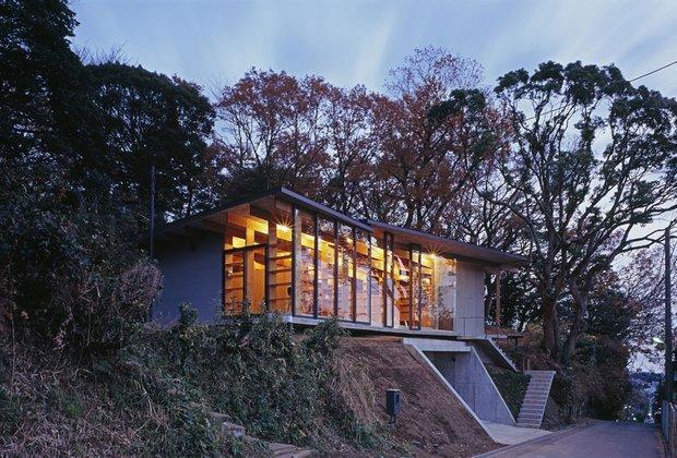 Фотография: Архитектура в стиле Современный, Дом, Дома и квартиры, Япония – фото на INMYROOM