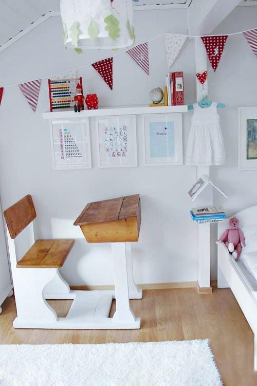 Фотография: Детская в стиле , Кабинет, Декор интерьера, Декор дома – фото на InMyRoom.ru