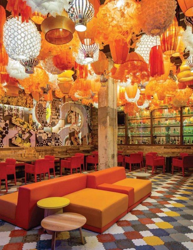 Фотография:  в стиле Прованс и Кантри, Современный, Эклектика, Декор интерьера, Испания, Дома и квартиры, Городские места, Отель, Барселона – фото на INMYROOM