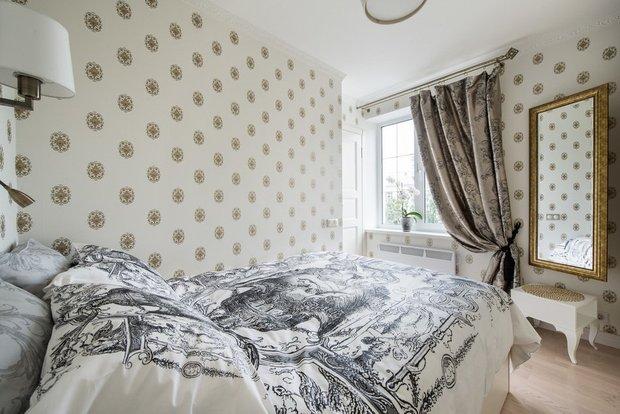 Фотография: Спальня в стиле Прованс и Кантри, Архитектура, Планировки, Аксессуары, Декор, Мебель и свет, Гид – фото на InMyRoom.ru
