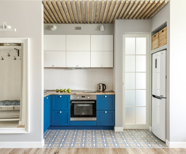 Фотография: Кухня и столовая в стиле Современный, Советы, OBI, ОБИ – фото на INMYROOM