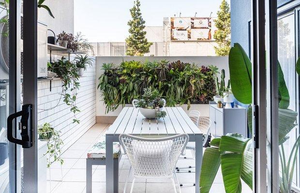 Фотография: Балкон в стиле Эко, Кухня и столовая, Гостиная, Спальня, Скандинавский, Декор интерьера, Квартира, Австралия, Розовый, Голубой – фото на INMYROOM