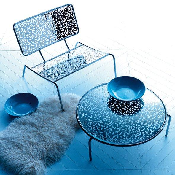 Фотография: Мебель и свет в стиле Современный, Декор интерьера, Журнальный столик – фото на InMyRoom.ru