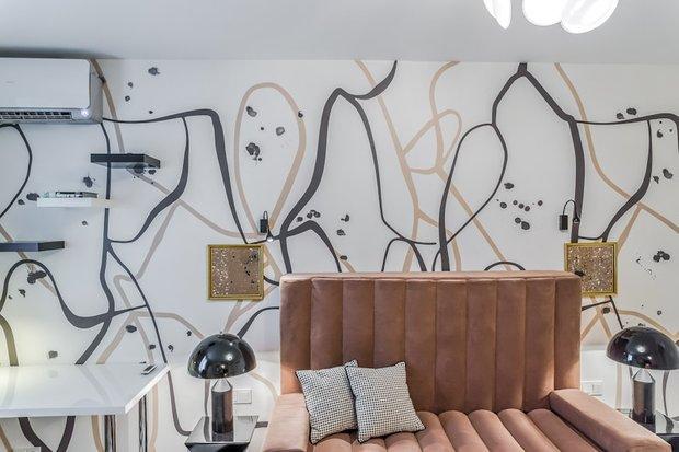 Фотография: Гостиная в стиле , Декор интерьера, Интерьер комнат, Хрущевка – фото на INMYROOM
