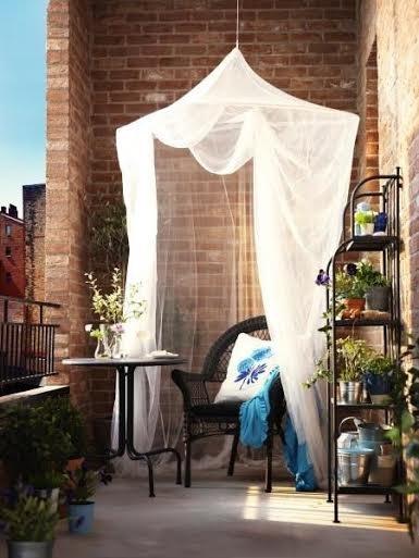 Фотография: Балкон в стиле Прованс и Кантри, Советы – фото на INMYROOM
