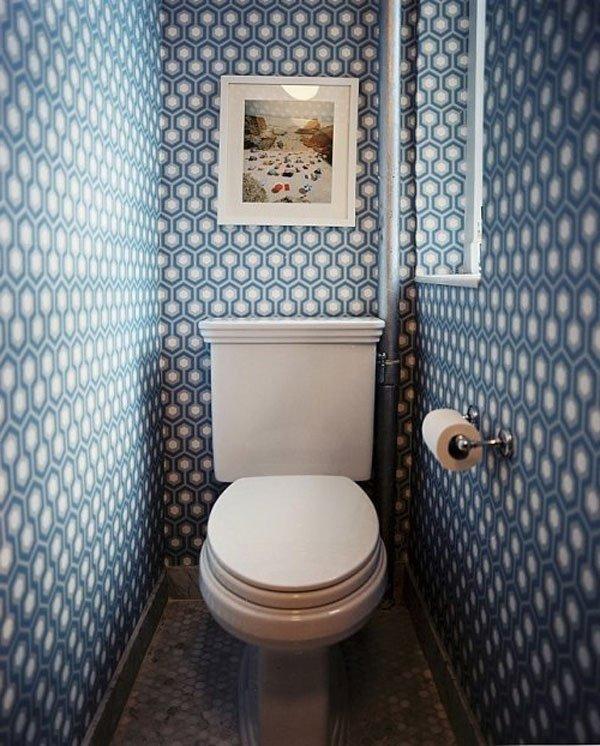 Фотография: Ванная в стиле Прованс и Кантри, Декор интерьера, Дом, Декор, Декор дома, Цвет в интерьере – фото на INMYROOM