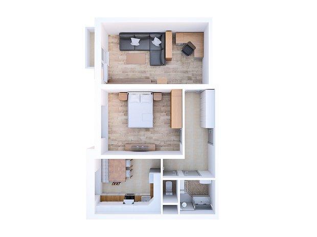Фотография: Прочее в стиле , Квартира, Дома и квартиры, П-3 – фото на INMYROOM