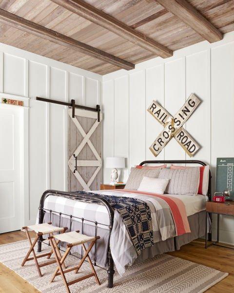 Фотография: Спальня в стиле Скандинавский, Декор интерьера, Дом – фото на INMYROOM