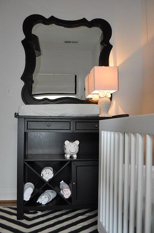 Фотография: Архитектура в стиле , Детская, Классический, Современный, Декор интерьера, Квартира, США, Аксессуары, Интерьер комнат, Декор, Белый, Переделка, Черный, Коричневый, отделка, интерьер в белом цвете, экспресс-ремонт, эклектика в интерьере, идеи для детской – фото на INMYROOM