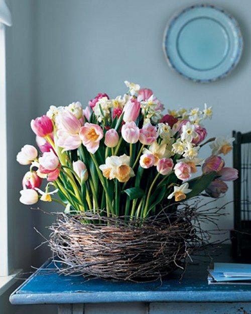 Фотография: Флористика в стиле , Декор интерьера, Праздник, Цветы, Стол – фото на INMYROOM