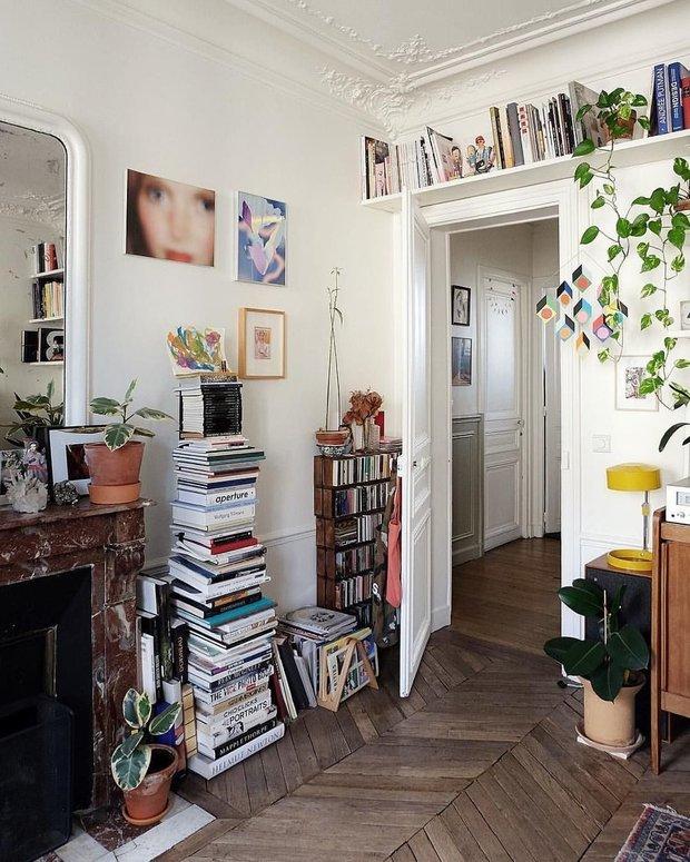 Фотография: Гостиная в стиле Скандинавский, Советы, здоровый микроклимат в квартире – фото на INMYROOM