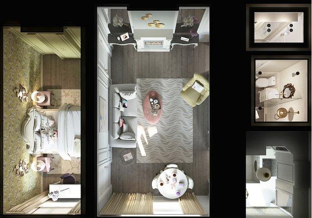 Фотография: Планировки в стиле , Переделка, Ремонт на практике, Интервью, Manders, Ольга Куликовская-Эшби, Interior Box – фото на INMYROOM