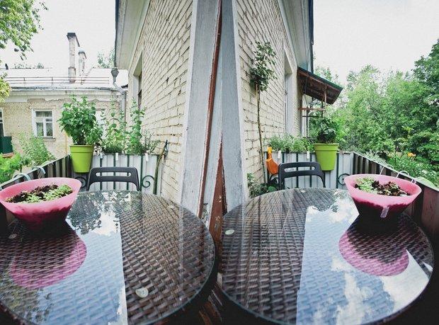 Фотография: Прочее в стиле , Балкон, Декор интерьера, Интерьер комнат – фото на INMYROOM