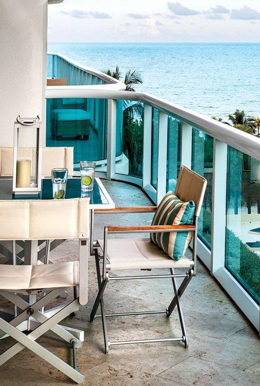 Фотография: Балкон, Терраса в стиле Современный, Декор интерьера, Квартира, Дома и квартиры – фото на INMYROOM