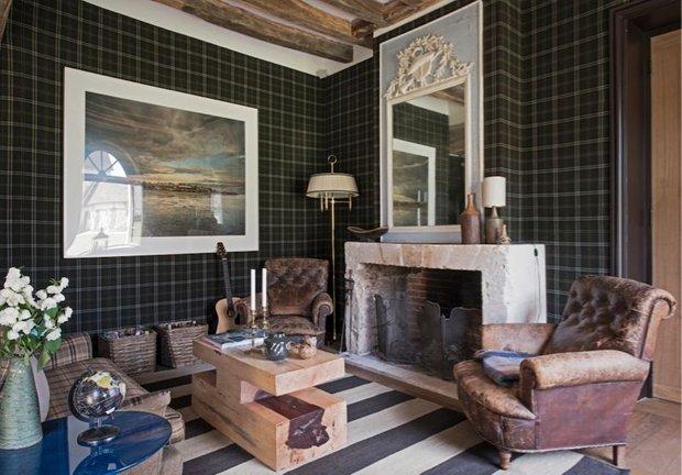 Фотография: Гостиная в стиле Прованс и Кантри, Гид, Жан-Луи Денио – фото на INMYROOM