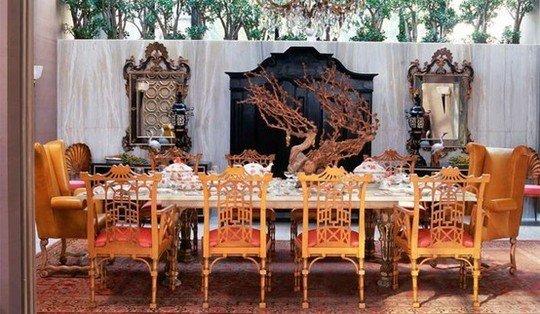 Фотография: Мебель и свет в стиле Восточный, Индустрия, Люди, Посуда, Ретро – фото на INMYROOM