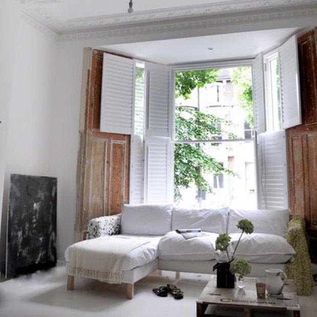 Фотография: Гостиная в стиле Прованс и Кантри, Современный, Декор интерьера, Декор дома, Дача – фото на INMYROOM
