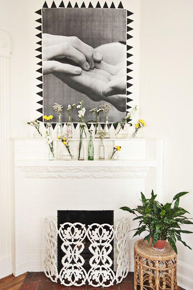 Фотография: Декор в стиле Скандинавский, Современный, Гостиная, Декор интерьера, Интерьер комнат, Переделка, Тема месяца – фото на INMYROOM