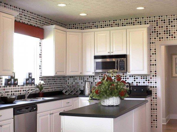 Фотография: Кухня и столовая в стиле Современный, Малогабаритная квартира, Интерьер комнат – фото на INMYROOM
