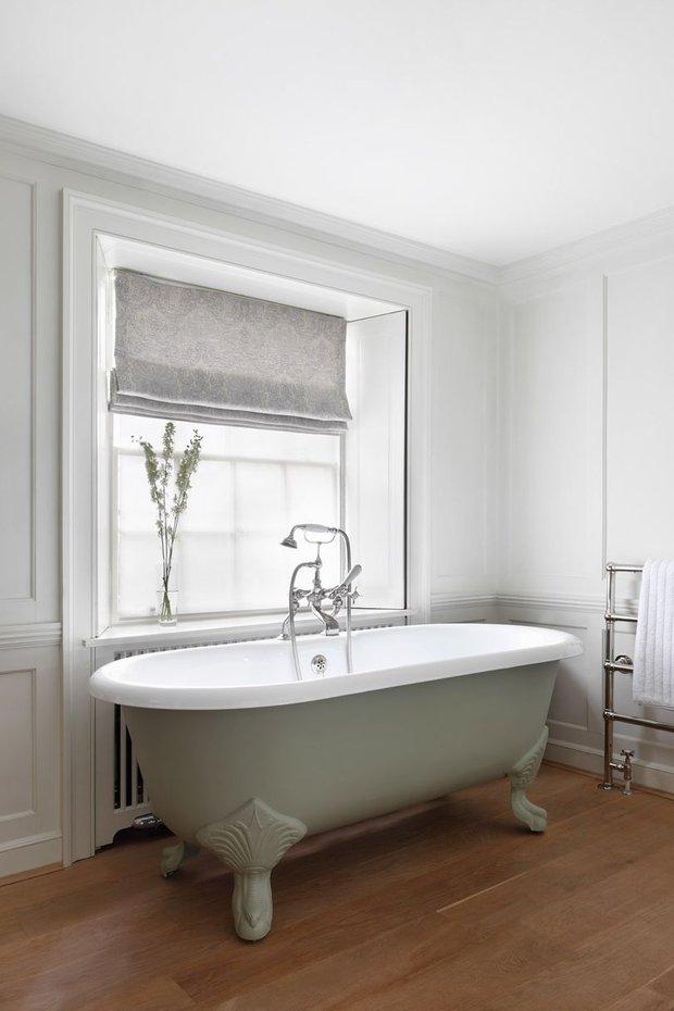 Фотография: Ванная в стиле Прованс и Кантри, Декор интерьера, Дом, Великобритания – фото на InMyRoom.ru
