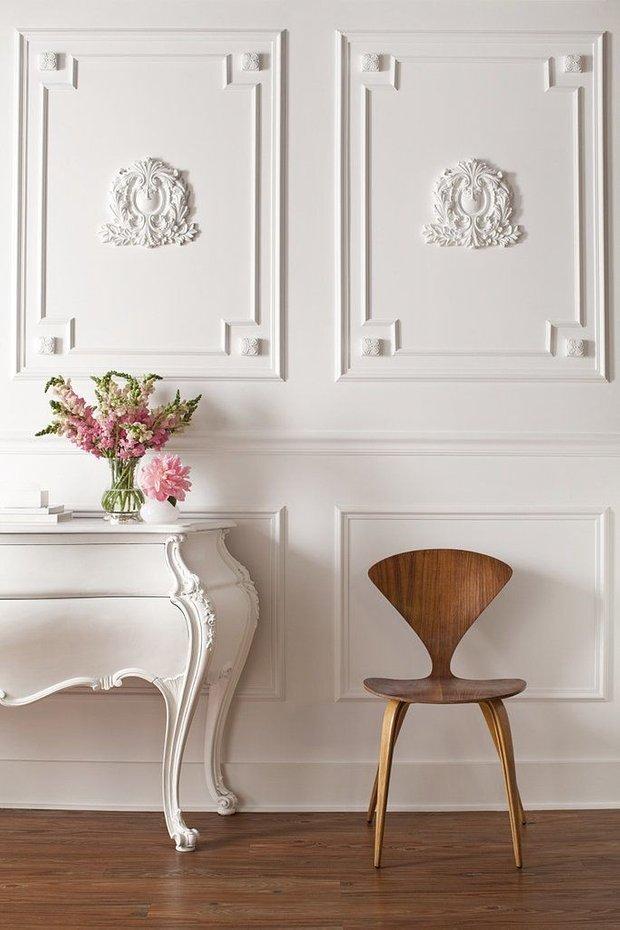 Фотография: Мебель и свет в стиле Классический, Декор интерьера, Советы, декор стен, Анна Моджаро – фото на INMYROOM