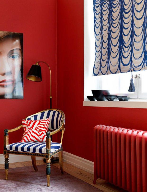 Фотография: Мебель и свет в стиле Прованс и Кантри, Декор интерьера, DIY, Аксессуары, Декор, Советы, лайфхак, как спрятать провода – фото на INMYROOM
