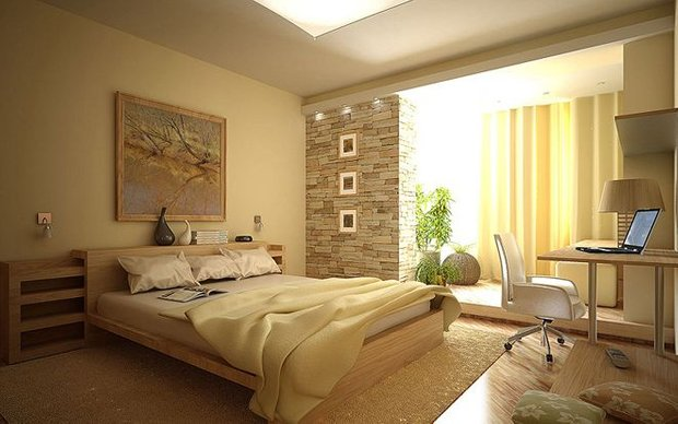 Фотография: Спальня в стиле Современный, Интерьер комнат – фото на INMYROOM