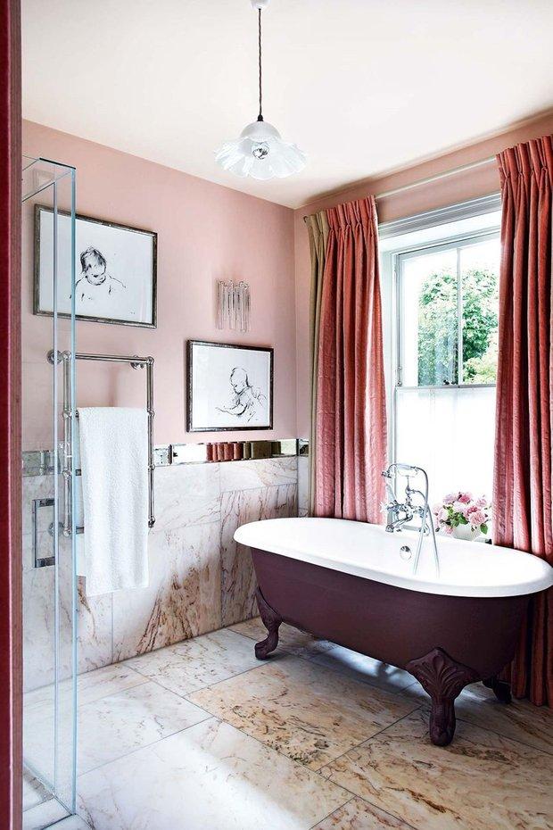Фотография: Ванная в стиле Прованс и Кантри, Декор интерьера, Дом, Дача – фото на InMyRoom.ru