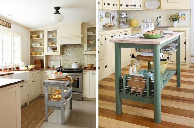 Фотография: Прочее в стиле , Кухня и столовая, Малогабаритная квартира, Интерьер комнат, Советы – фото на INMYROOM