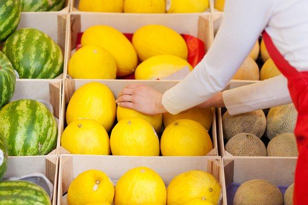 Фотография:  в стиле , Обзоры, Полезные продукты, Арбузы, Дыни – фото на INMYROOM