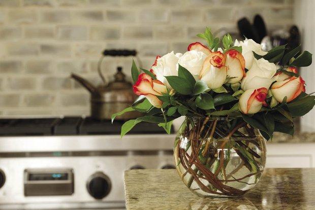 Фотография:  в стиле , Декор интерьера, Декор дома, Цветы – фото на INMYROOM