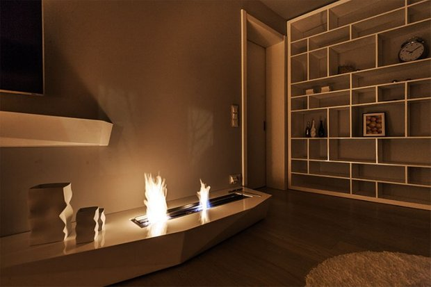 Фотография: Декор в стиле Хай-тек, Квартира, Дома и квартиры – фото на INMYROOM