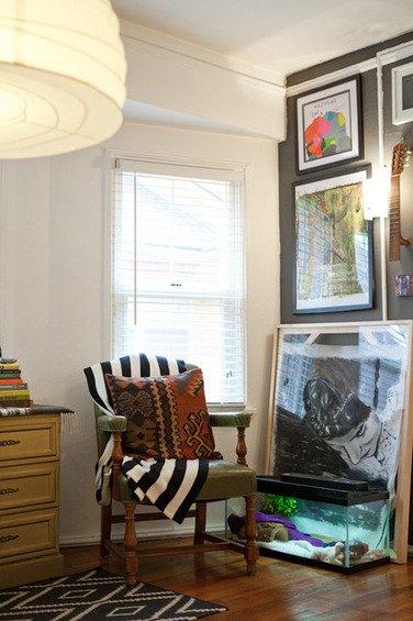 Фотография: Прихожая в стиле Классический, Декор интерьера, Квартира, Дома и квартиры, Стены, Картины, Современное искусство – фото на INMYROOM
