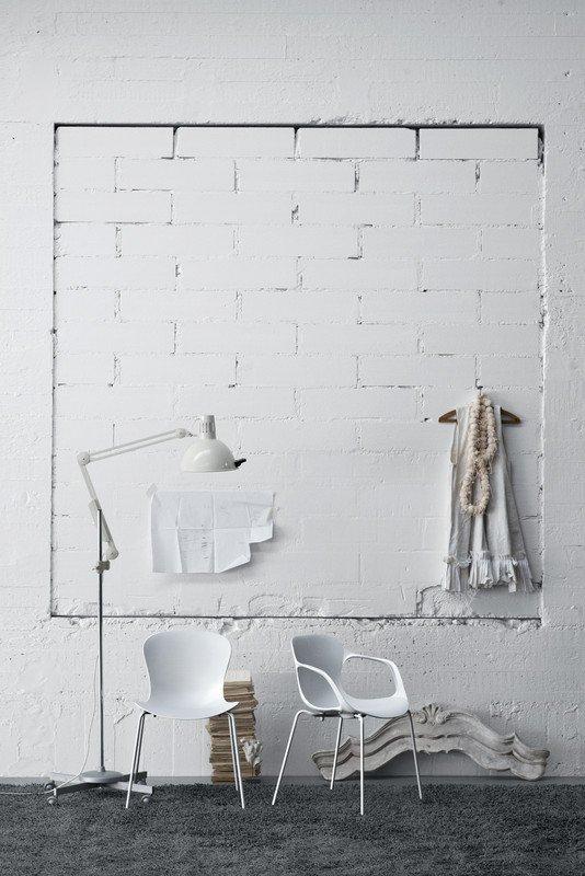 Фотография: Декор в стиле Лофт, Декор интерьера, Дизайн интерьера, Цвет в интерьере, Советы, Белый – фото на INMYROOM