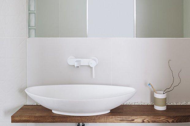 Фотография:  в стиле , Ванная, Советы, TECE, унитаз-биде, душевой поддон – фото на INMYROOM