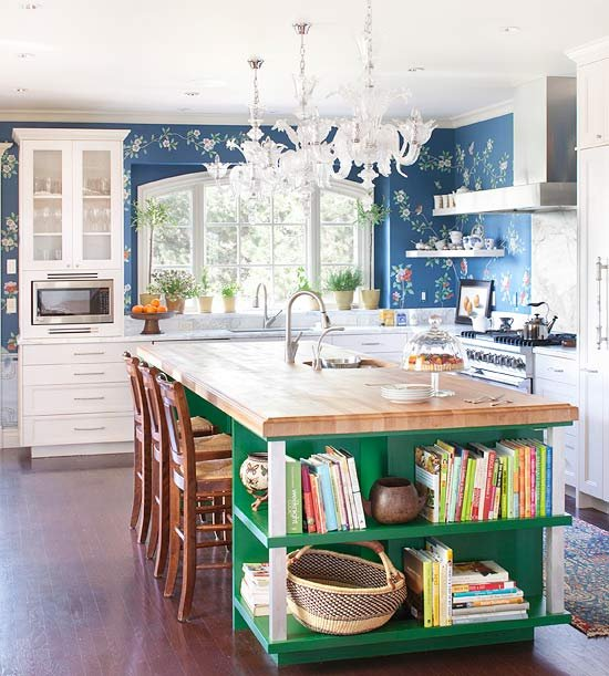 Фотография: Кухня и столовая в стиле Современный, Эклектика, Советы, Ремонт на практике – фото на INMYROOM