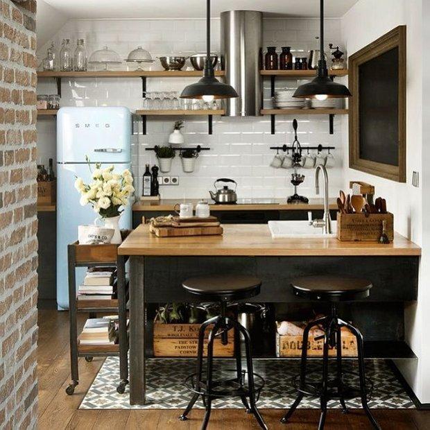 Фотография:  в стиле , кухня, Обзоры – фото на INMYROOM