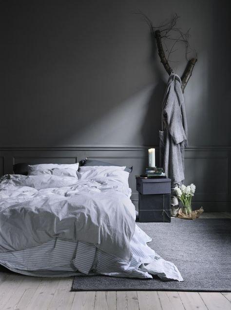 Фотография: Спальня в стиле Скандинавский, Советы, Наташа Янсон – фото на INMYROOM