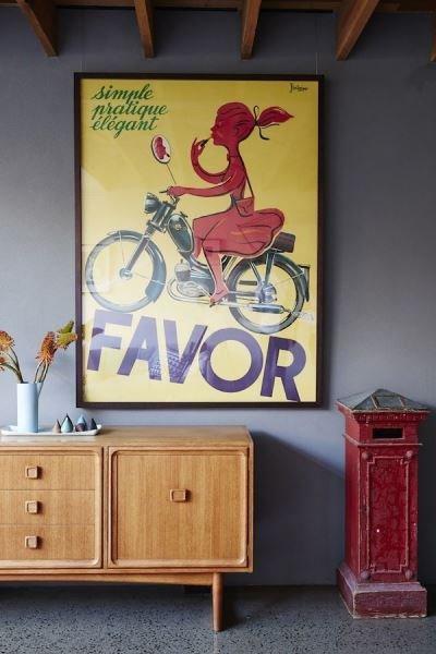 Фотография: Декор в стиле Прованс и Кантри, Лофт, Декор интерьера, Квартира, Аксессуары, Советы, чем украсить пустую стену, идеи декора пустой стены – фото на INMYROOM