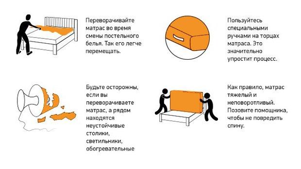 Фотография:  в стиле , Детская, Спальня, Советы, кровать в спальне, чистка матраса – фото на INMYROOM