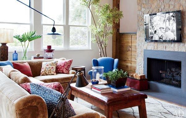 Фотография: Гостиная в стиле Лофт, Восточный, Декор интерьера, Декор дома – фото на INMYROOM
