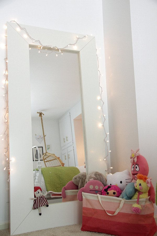 Фотография: Аксессуары в стиле , Детская, Скандинавский, Интерьер комнат, Цвет в интерьере, Белый – фото на INMYROOM