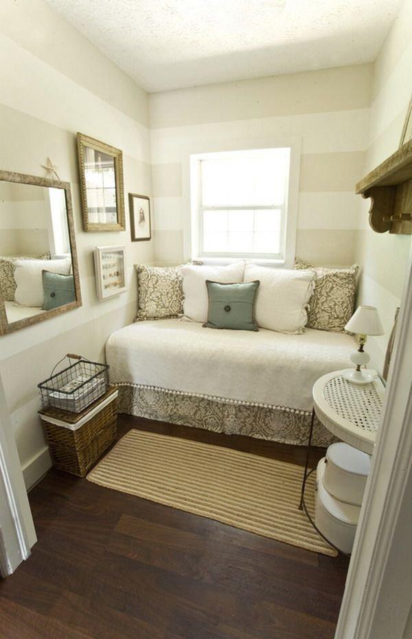 Фотография: Спальня в стиле Прованс и Кантри, Интерьер комнат, Хрущевка – фото на INMYROOM