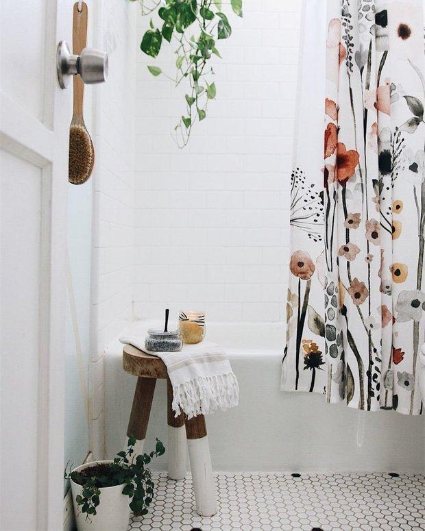Фотография: Ванная в стиле Скандинавский, Советы, здоровый микроклимат в квартире – фото на INMYROOM