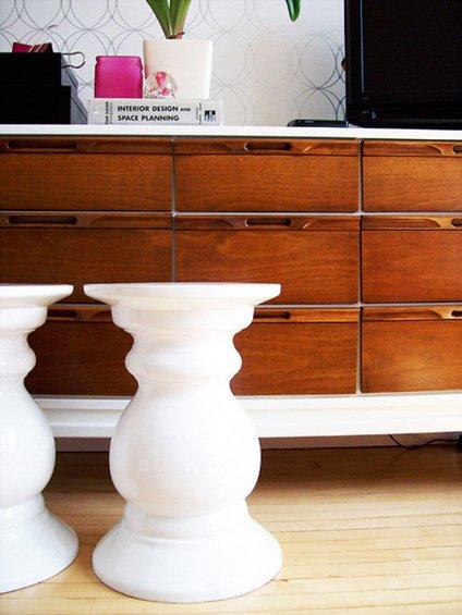 Фотография: Ванная в стиле Скандинавский, Декор интерьера, DIY, Переделка – фото на INMYROOM