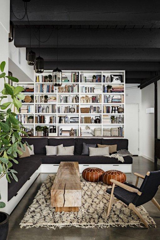 Фотография: Гостиная в стиле Скандинавский, Декор интерьера, Хранение, Стиль жизни, Советы – фото на INMYROOM