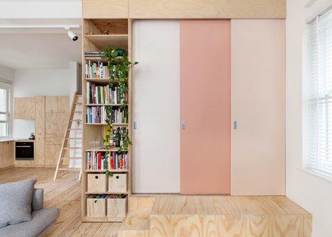 Фотография: Гостиная в стиле Эко, Советы, квартира в Мельбурне – фото на INMYROOM