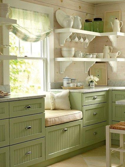 Фотография: Кухня и столовая в стиле Прованс и Кантри, Декор интерьера, DIY, Декор дома, Системы хранения – фото на INMYROOM