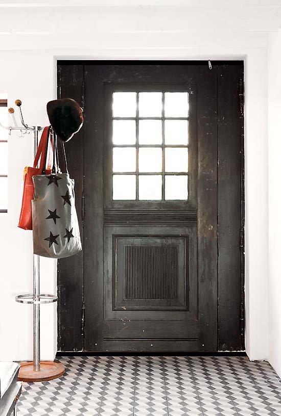 Фотография: Прихожая в стиле Прованс и Кантри, Скандинавский, Современный, Декор интерьера, Дом, Швеция, Дома и квартиры – фото на INMYROOM